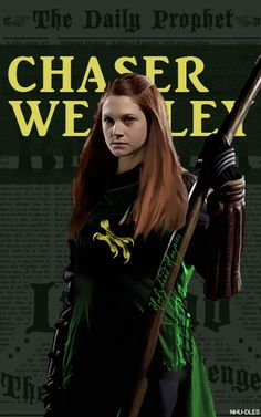 After HP: Chaser Weasley