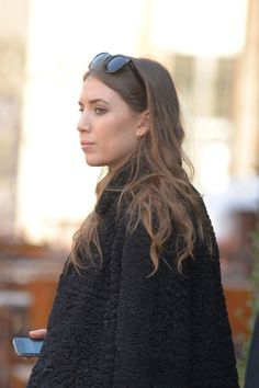 Lykke Li sighting on April 3 2014 in New York City News Photo 482472675