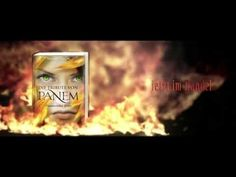 Die Tribute von Panem - Flammender Zorn   Buchtrailer (Maria Koschny)