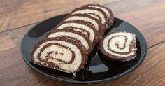RECEPT: Prepadla ťa chuť na niečo sladké? priprav si so mnou FIT kokosovú roládu. via @akademiakrasy