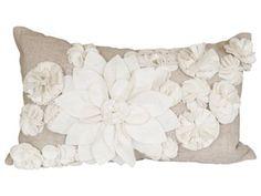 cushion floral fantasy taupe 30x50  18007089 cushion @home  floral fantasy  30x50cm  229.00