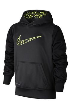 Nike 'KO 3.0' Therma-FIT Hoodie (Little Boys & Big Boys)