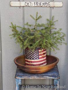 Americana Christmas