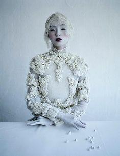 Xiao Wen Ju by Tim Walker, unpublished photo