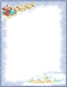 Made by Sophia Delve Design Christmas Letterhead, Christmas Stationery, Christmas Frames, Christmas Bows, Free Christmas Printables, Christmas Templates, Christmas Envelopes, Snoopy Christmas, Christmas Paper Crafts