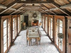 Rustic Dining Room - Come find more on Zillow Digs!
