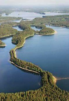 Finland by Jukka Gröndahl Alvar Aalto, Future Travel, Nature Scenes, France Travel, Helsinki, Dream Garden, Beautiful World, Mother Nature, Scenery