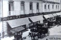 Ciudad de México, 1899. Fecha en la que comenzó la historia colmada de elegancia y distinción de #HighLife.