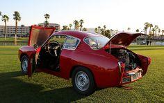 Abarth 750 Corsa Zagato 1957 3