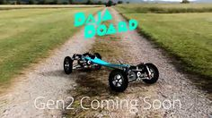 New 4WD Electric Skateboard! The BajaBoard