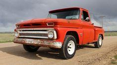 Outlaw's Dang Garage! 1964 Chevrolet C-10 - http://barnfinds.com/outlaws-dang-garage-1964-chevrolet-c-10/