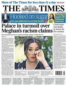 @PeelLorna/Other Stuff / Twitter Newspaper Front Pages, Newspaper Cover, Newspaper Headlines, Daily Politics, Latest Political News, Royal Life, Prince Harry And Meghan, Journal, Uk News