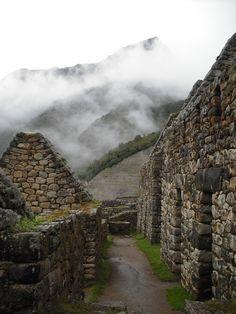 Machupichu ruins
