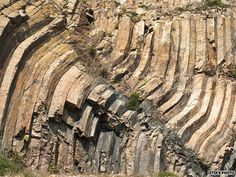 Hong Kong Geopark, packs a punch despite its relative small size of 49.85 square kilometers. The national park covers Hong Kong's wildly beautiful geological forms, a result of erosion from strong incoming waves along 150 kilometers of coastline. Rock nerds will delight at the park's rare polygonal rock columns, which are pictured here. Parts of the geopark date back 520 million years.