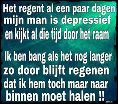 Het regent al een paar Funny Picture Quotes, Funny Quotes, Lol, More Than Words, Funny Cartoons, Funny Texts, Best Quotes, Jokes, Positivity
