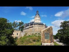 Burg Falkenstein im Harz (in 4 K/UHD)