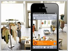 augmented reality shopping - Google Search