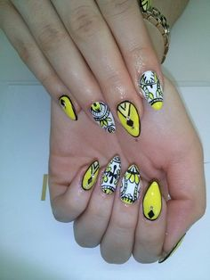 by Roksana Giereszewska, Find more Inspiration at www.indigo,nails.com