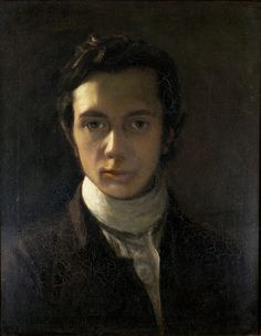 "William Hazlitt - ""Self-Portrait"""