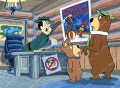 30 Yogi Bear Images In 2020 Yogi Bear Yogi Hanna Barbera Cartoons
