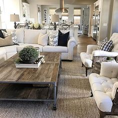 I woke up feeling joyful this morning. Maybe it's because the sun is shining so beautifully and the weather is so warm. Maybe it's spring fever?! Sharing a full (well, almost) view of my family room. Hope you are all enjoying your Monday my friends!