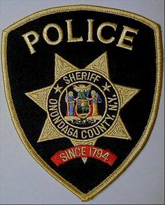 syracuse police patch - Google Search