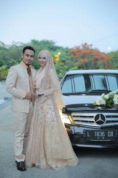 This is incredible! Unique work by  LAKSMI - Kebaya Muslimah & Islamic Wedding Service http://www.bridestory.com/kebaya-laksmi/projects/syari-wedding