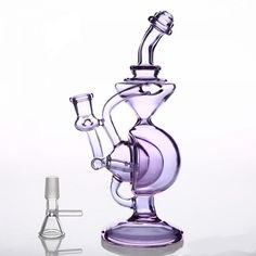 Pretty Bongs – Page 2 – Pretty Pipe Shop Weed Pipes, Pipes And Bongs, Purple Love, Purple Glass, Pink, Pipe Shop, Cool Bongs, Dab Rig, Glass Pipes