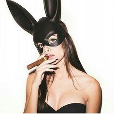 Dope Bunny Mask