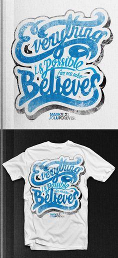 35 Beautiful Typographic T-Shirt Designs   inspirationfeed.com - Part 2