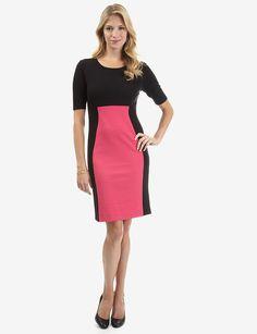 Nautica Color Block Dress – Misses Stage Stores