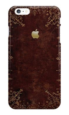 """Apple - Book Cover"" iPhone Cases by goodedesign 