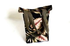Reusable Grocery/Shopping Bag | Unlined Shopping Bag | Fold Up Grocery/Shopping Bag by Bags and Purses by Beth, $26.00 USD