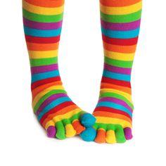 Yep...I have tie socks.