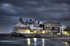 Sitges is the chicest resort on the Costa Dorada, and is famous for its blinding, white beaches.