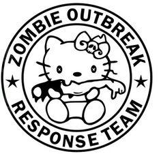 Zombie outbreak response team