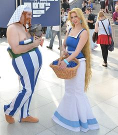 obelix asterix costume - Google Search
