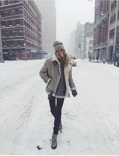 Winter Elsa Hosk