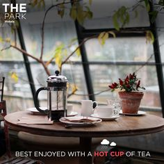 Welcome autumn with a hot cup of chai at The Park, Navi Mumbai. Book here: http://www.theparkhotels.com