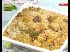 Karachi Biryani by Chef Samina | Zaiqa