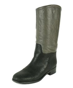 86d5d1b25f Chanel Brown Tan Leather Boots Sz 37 | Chanel | Pinterest | Chanel, Leather  boots and Tan leather boots