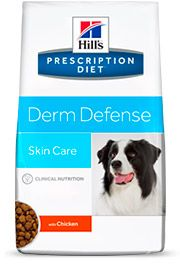Dog Food - Hill's Dermatology Products | z/d, d/d Dry and Canned Dog Food