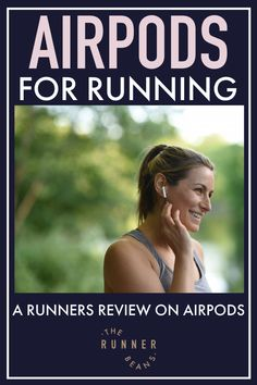 Who doesn't love their favorite track on full volume while on a run; but who even loves those tangy earphones or chunky headphones? Could Airpods for running be the ultimate solution? Read what runner and marathoners have to say about airpods for running and a first hand experience on using airpods while running. Click through to know more. #airpodsrunning #runningwithairpods #airpodsforrunning #airpodswhilerunning #therunnerbeans Best Running Shoes, Running Gear, Running Techniques, Runner Beans, We Run, Marathon Running, Injury Prevention, Losing Weight Tips, Training Programs