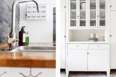 Bevarat serveringsskåp bidrar med charm China Cabinet, Bathroom Medicine Cabinet, Storage, Furniture, Home Decor, Purse Storage, Crockery Cabinet, Decoration Home, Room Decor