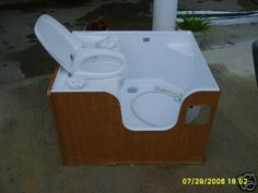 rv bathroom toilet and shower - Google Search