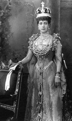 Queen Alexandra's Coronation