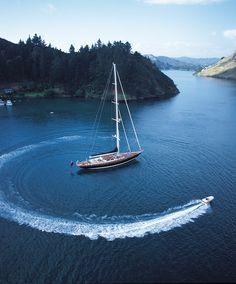 Alloy Yachts Savannah Superyacht