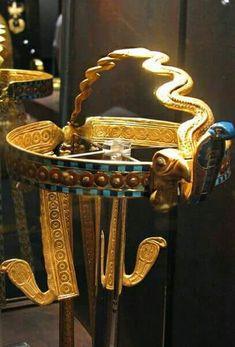 Diadem (Jeweled Crown) Of King Tu
