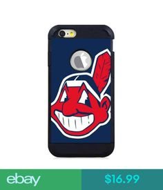 Cases, Covers & Skins Iphone 6S/6S Plus/7/7 Plus Armor Case Cover Cleveland Indians Indian #ebay #Electronics
