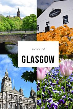 Guide to Glasgow Glasgow is the largest city in Scotlandwith a population of about 600,000 and a lot to offer visitors. Glasgow has become one of the most visited cities in the British Isles. Visi…